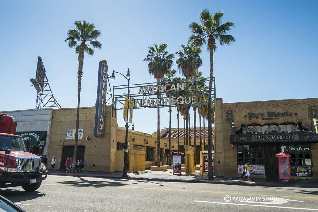 American Cinematheque, Los Angeles