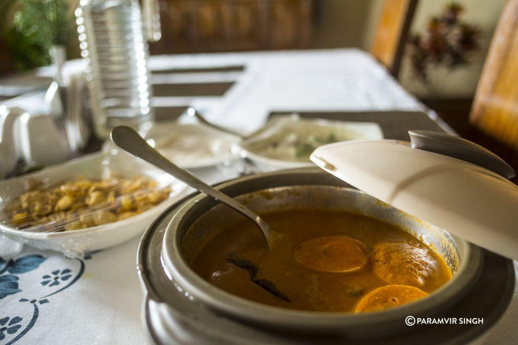 Food at Chiukmagalur