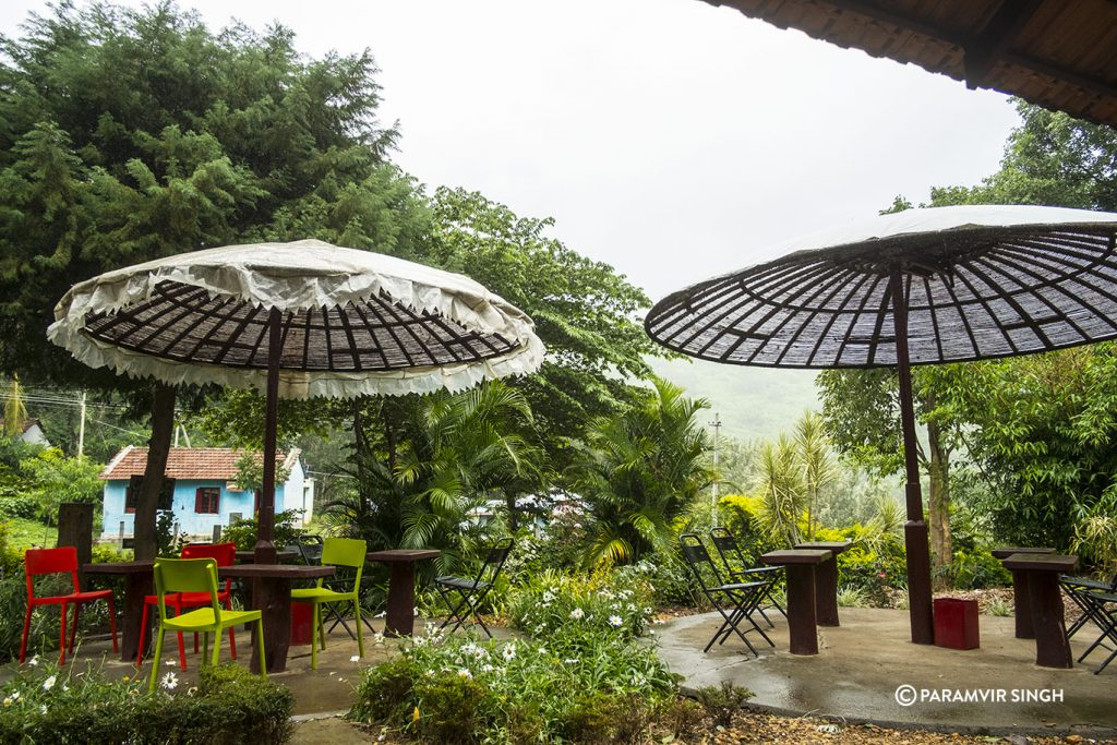 Cafe in Chikmagalur