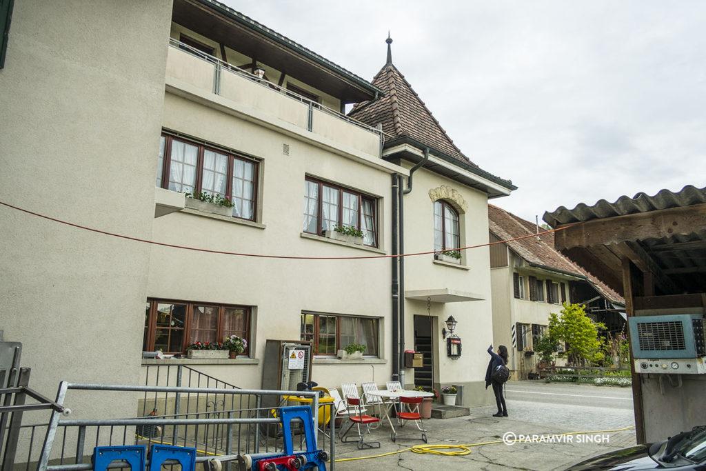 Gasthof St. Urs und Viktor, Urs Schwander
