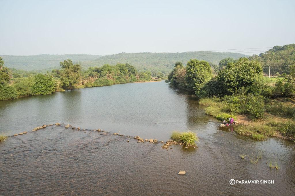 River in Maharashtra