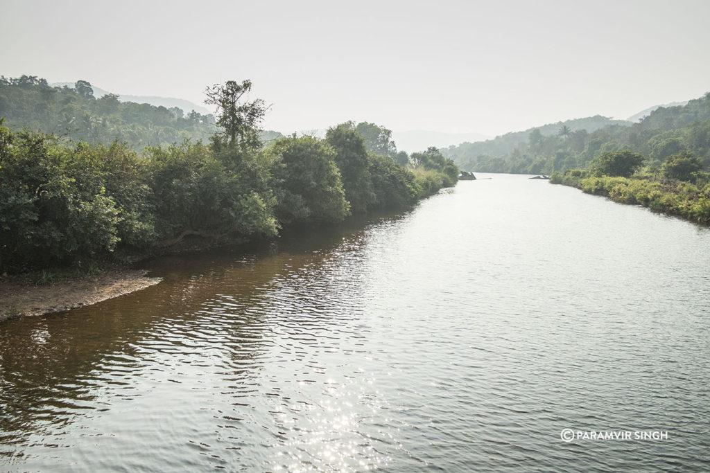 Stream near Malgund.