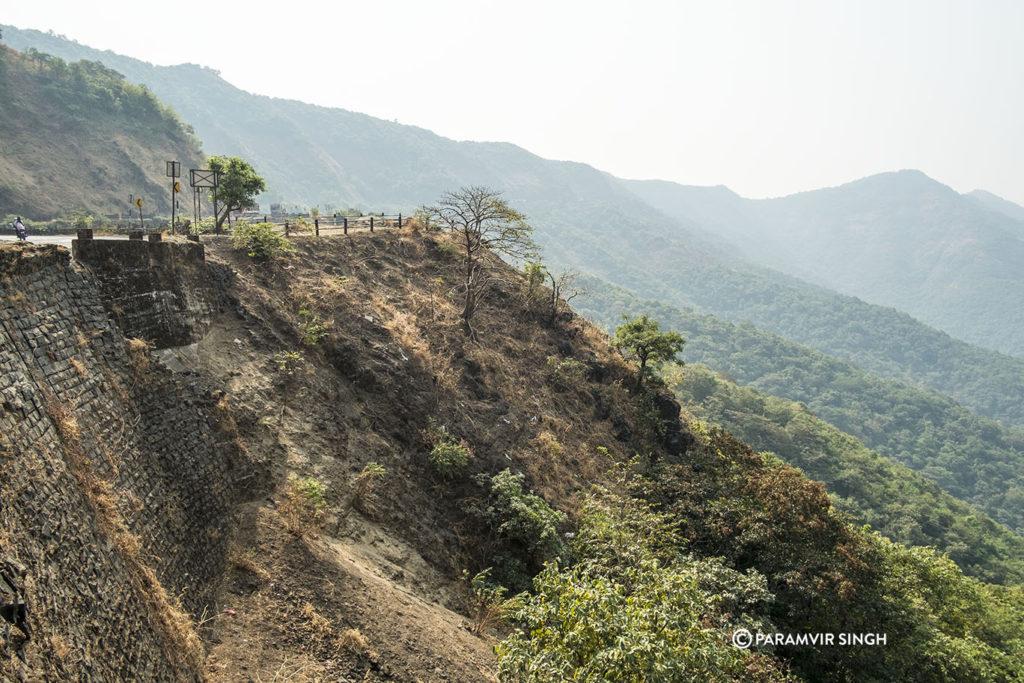 State Highway near Ratnagiri