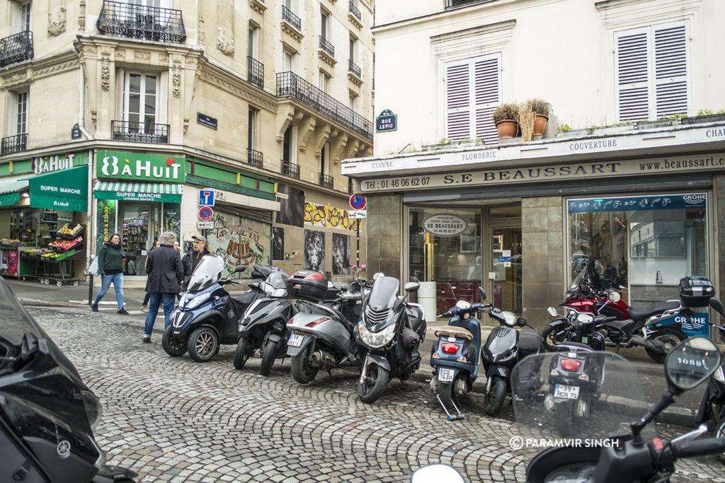 Rue Thoroze, Paris