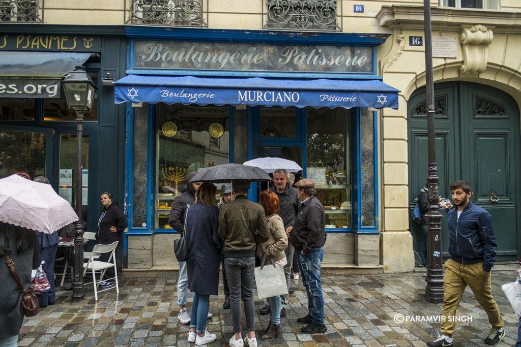 Murciano Boulangerie, Paris