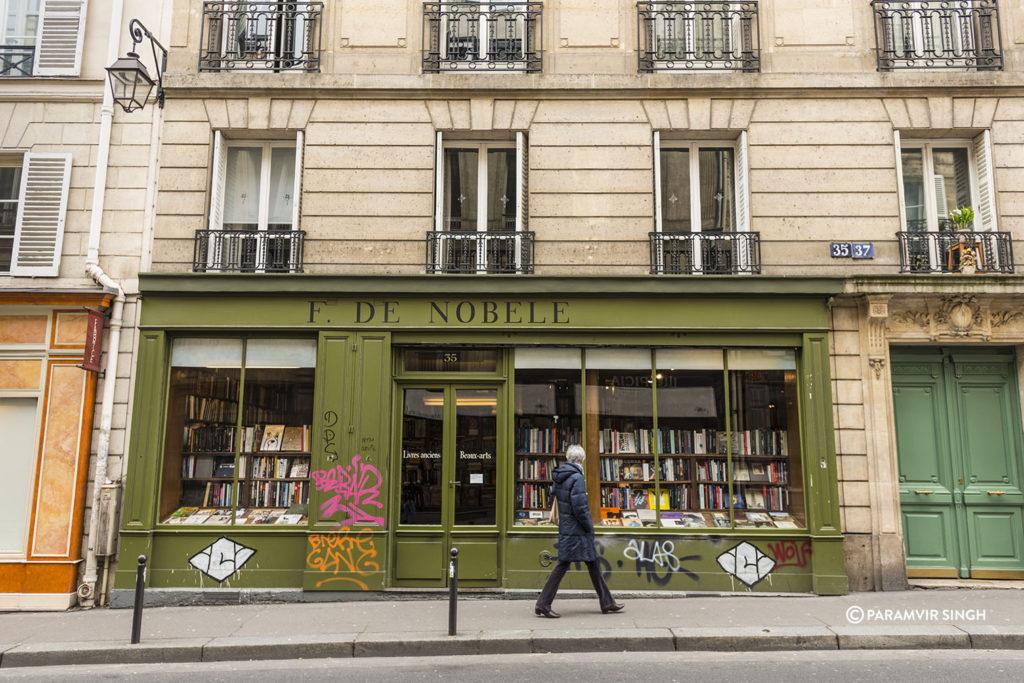 Librarie De Nobelle