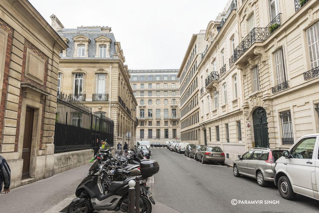 Rue De L'Université,
