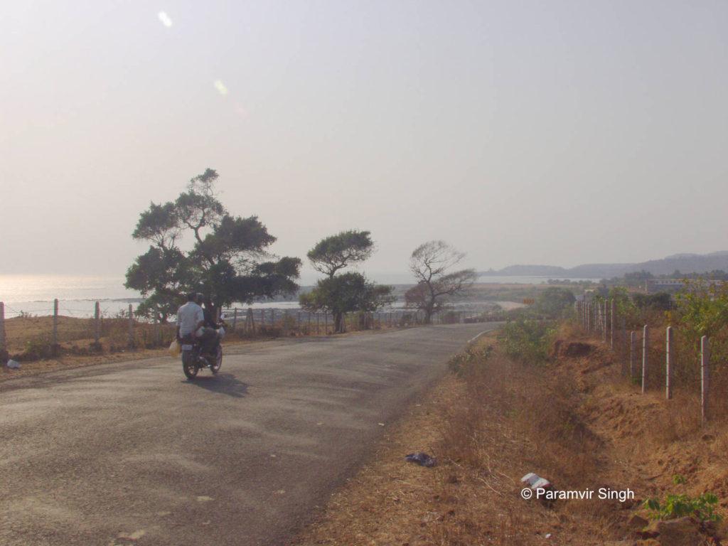 Kashid to Murud Janjira