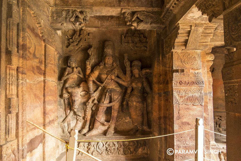 Shiva in Cave 01