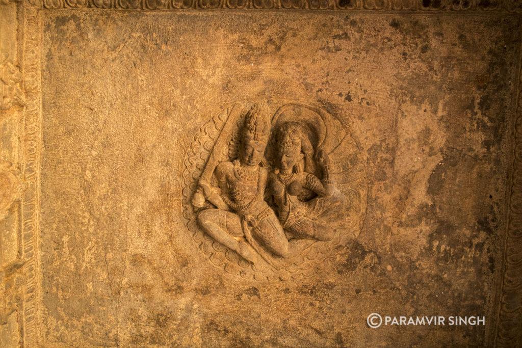 Divine Lovers Cave 01 Badami