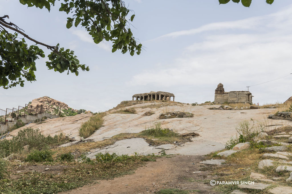 Monuments in Hampi
