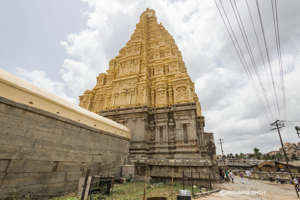 Sri Virupaksha Temple at Hampi