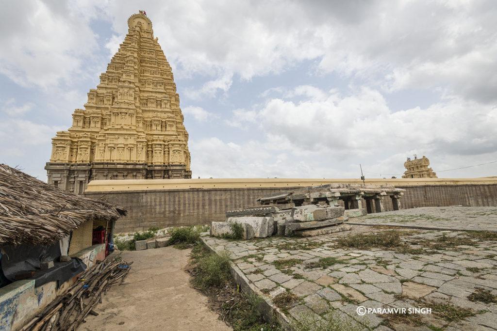 Sri Virupaksha Temple at Hampi