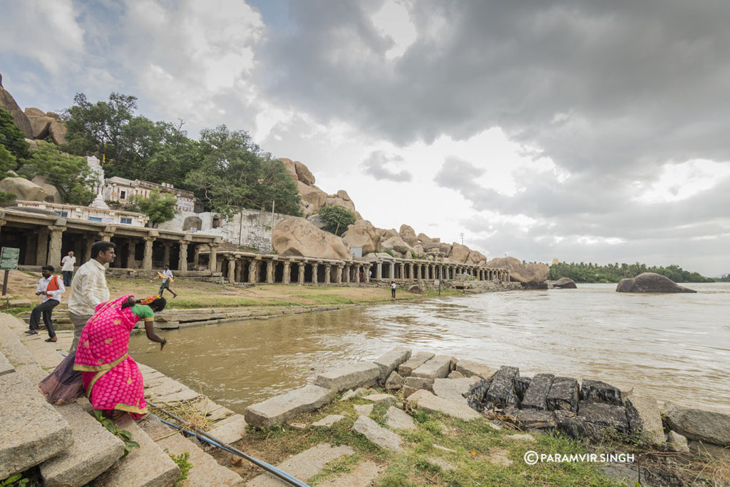 Sri Kodandarama Temple, Hampi