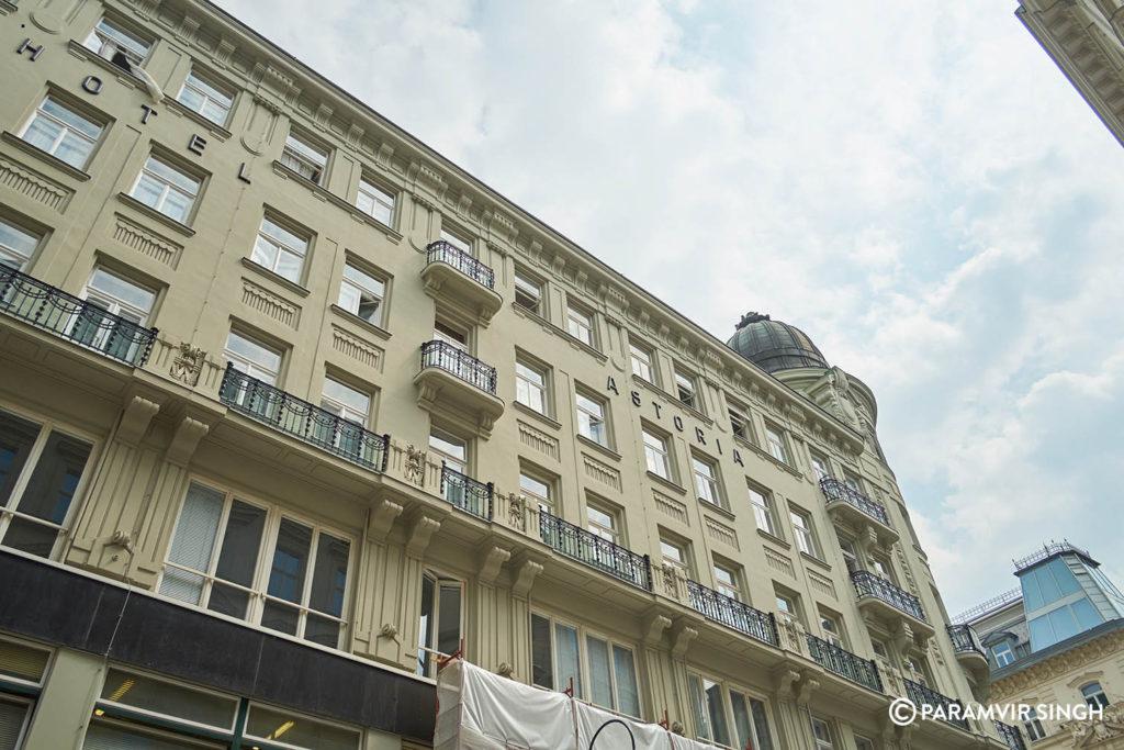 Astoria Hotel, Vienna, Austria