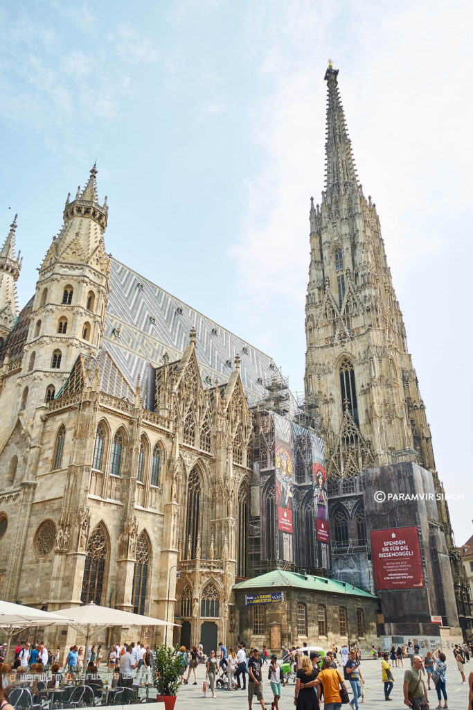 Stephensdom Church, Vienna, Austria