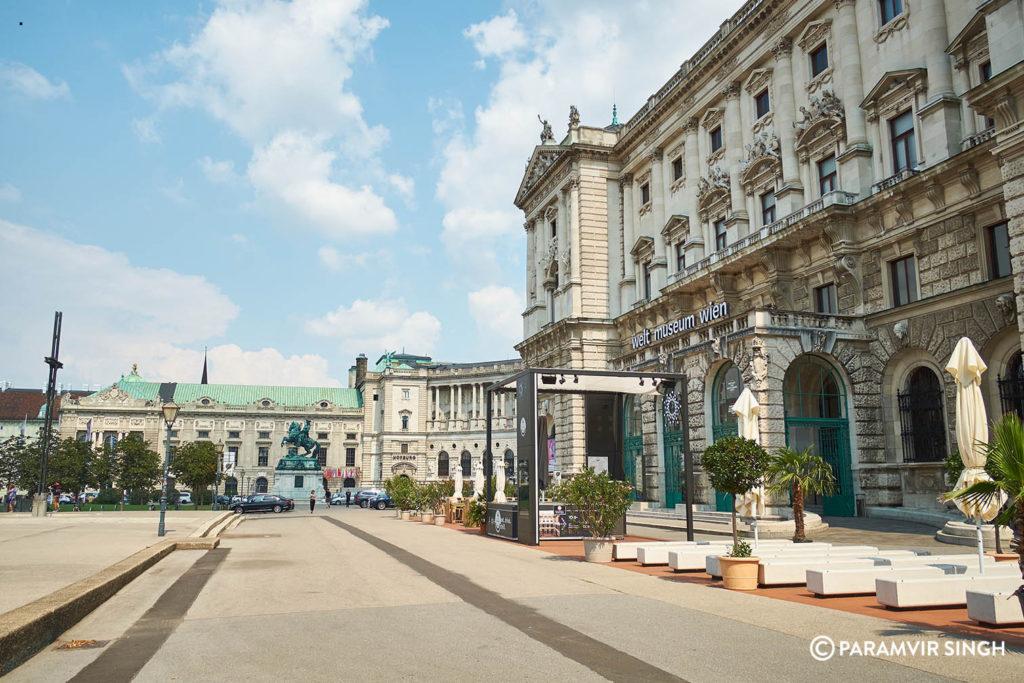 Weltmuseum Vienna
