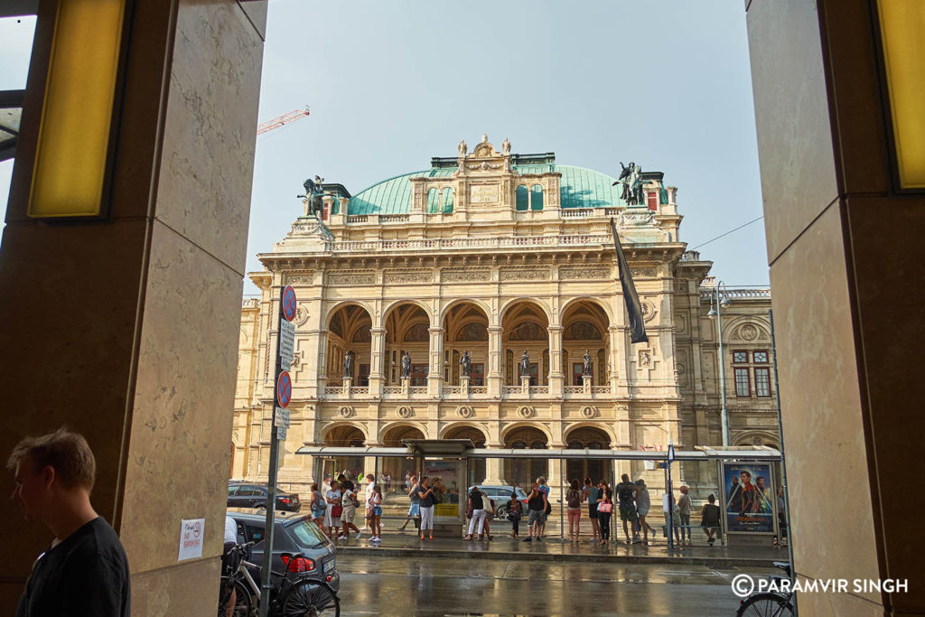 The State Opera, Vienna
