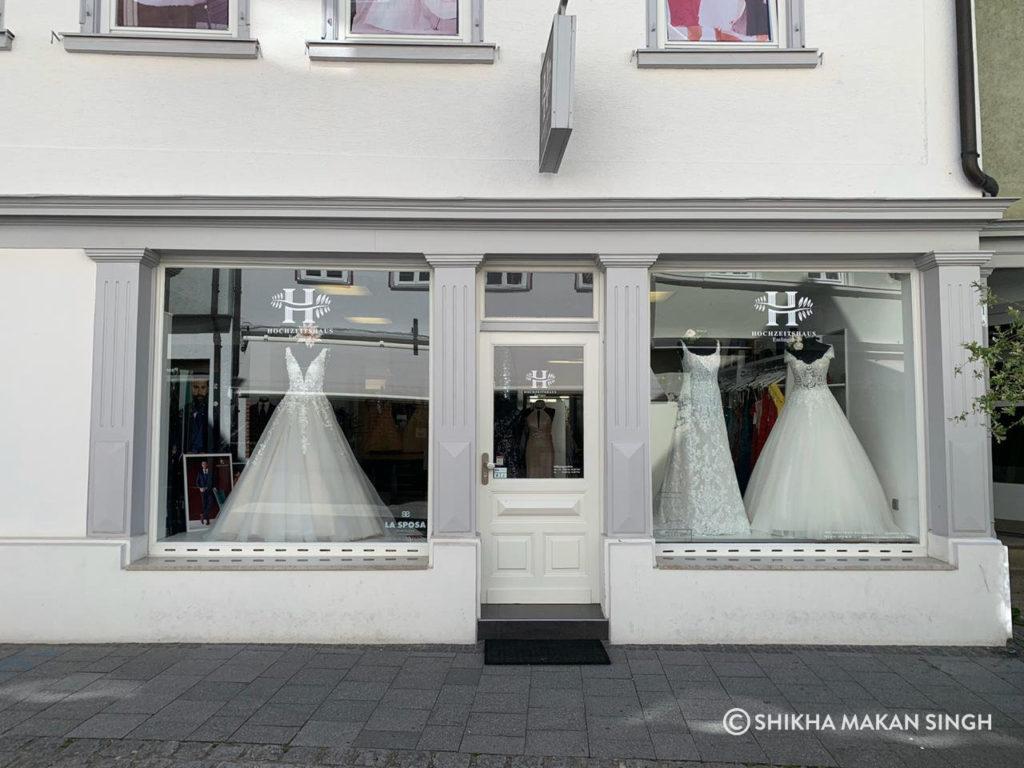 Bridal Gown Store in Esslingen