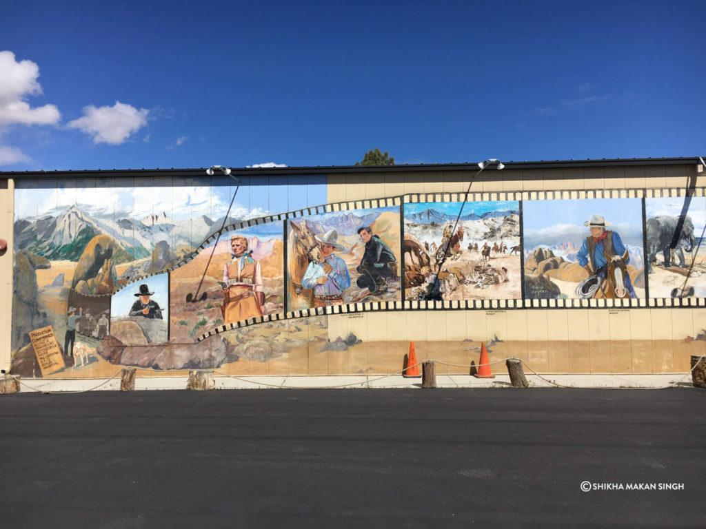 Film History Museum, Lone Pine, California.