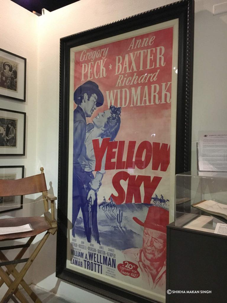 Yellow Sky Movie Poster
