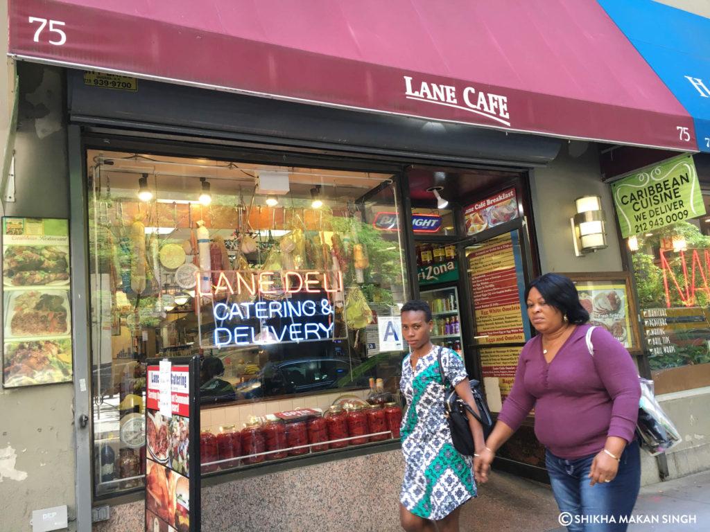Lane Cafe Manhattan
