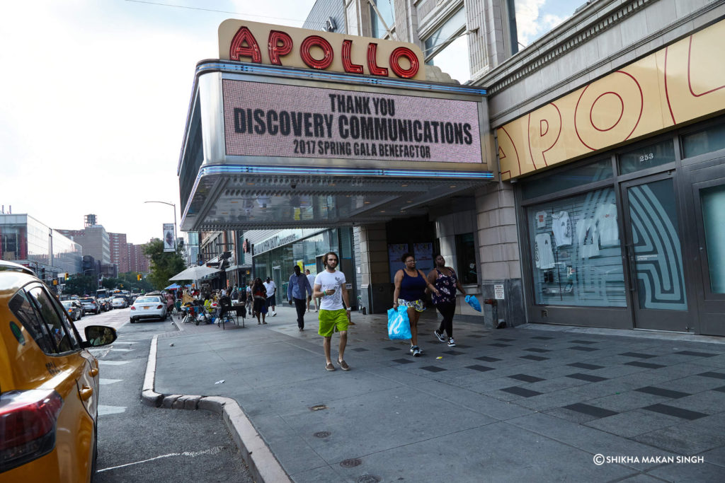 Apollo Theater Harlem