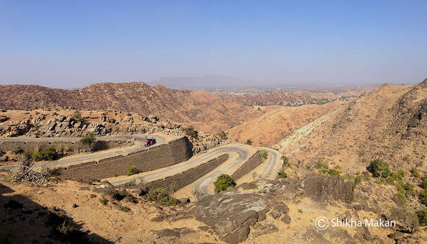Aravalli Hills