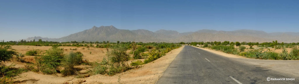 Road To Mount Abu