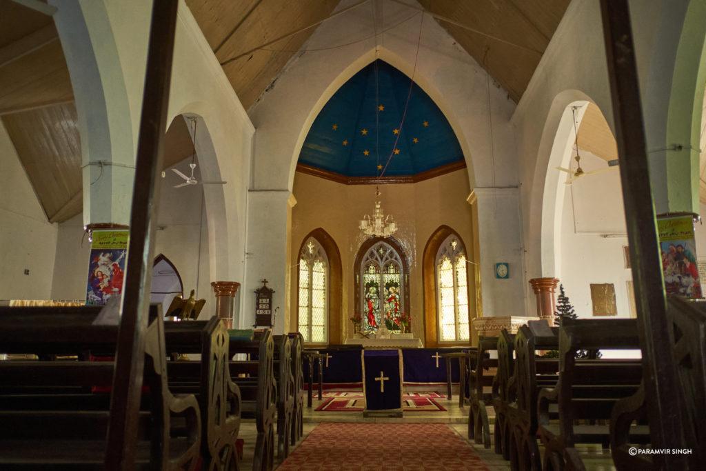 St Saviour's Church, Mount Abu