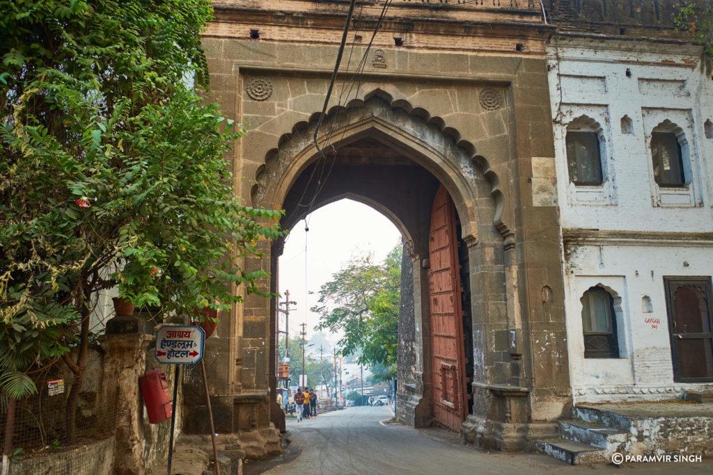 Maheshwar Fort Gate