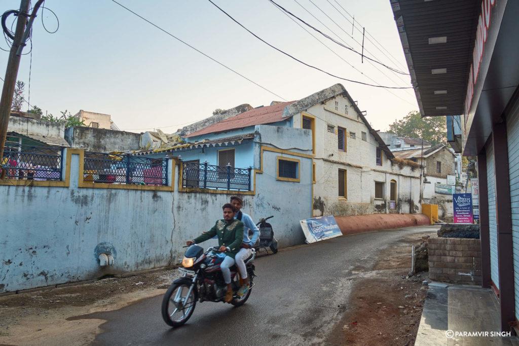 Maheshwar Town Morning