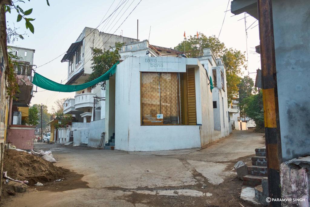 Tana Bana Store in Maheshwar
