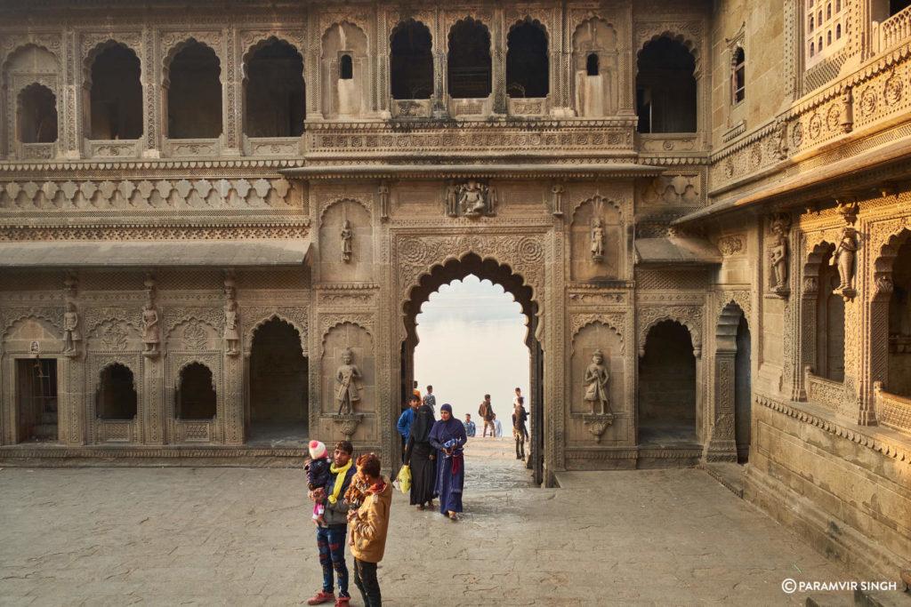 Maheshwar Temple Complex