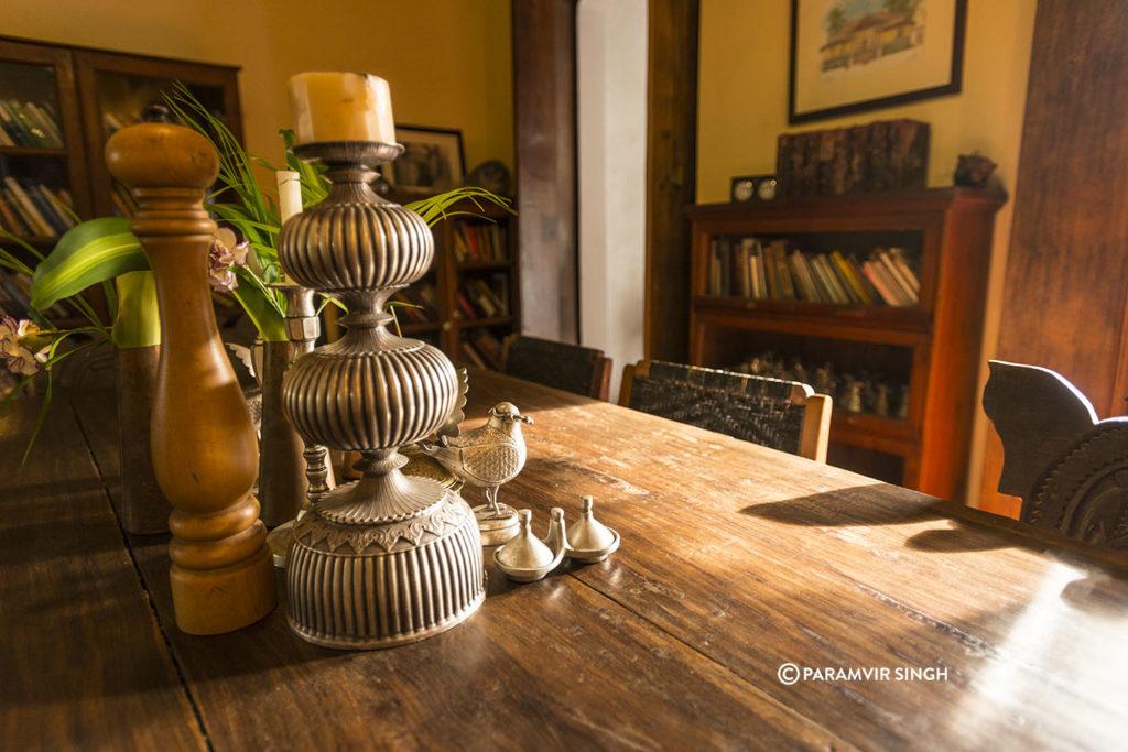 Vivenda Dos Palhacos, Goa